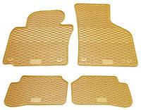 Резиновые коврики для Volkswagen Passat CC I 2008-2012 (STINGRAY)