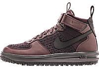 Мужские кроссовки Nike Lunar Force 1 Flyknit Workboot Purple