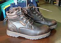 Подростковые демисезонные ботинки для мальчиков 33-37р
