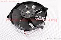 Вентилятор охлаждения цилиндра на грузовой мотоцикл Viper - ZUBR