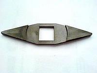 Планка - ромбик  (заглушка профиля   для УВК клапанов)