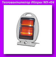 Тепловентилятор Wimpex QUARTZ HEATER( WX-454),Тепловентиляторы для дома!Опт