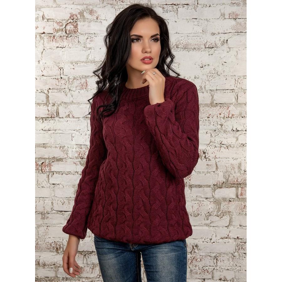 daeba247cca Красивый теплый свитер 5 цветов  В наличии