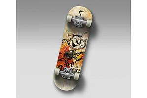 СК (Гонконг) (Міні-скейтборд HELLBOY jr new) (K3151475)