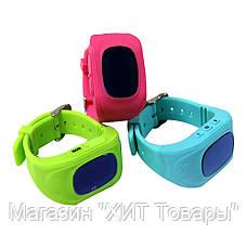 Умные часы Smart Baby Watch Q50 (blue, pink, green), фото 3
