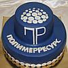 Торт с логотипом компании, фото 2