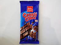 Молочный шоколад Fin Carre Crusti Choc 100г, фото 1