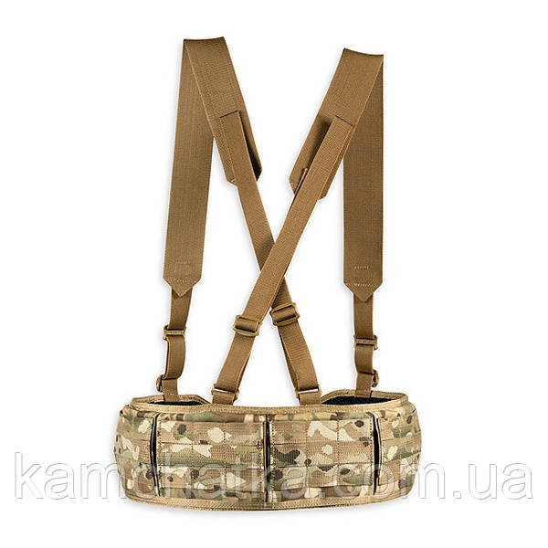 Разгрузочный пояс Tasmanian Tiger TT Warrior Belt MK multicam