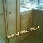 Шкаф на балкон Киев цена