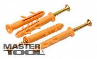 """MasterTool  Дюбель-гвоздь """"потай"""", Арт.: 20-1088"""
