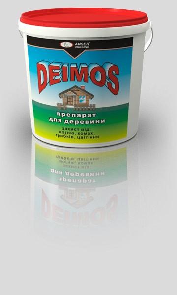Средство для защиты дерева Deimos (концетрат)