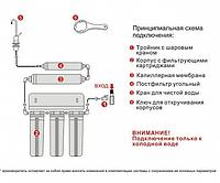 Фильтр питьевой Новая Вода NW-UF510 original