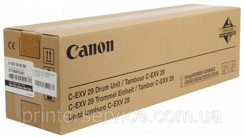 Фотобарабан Canon C-EXV29 drum unit Color для iR-adv C5030/ C5035