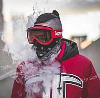 Supreme Smith Cariboo OTG Ski Goggle лыжная сноубордическая маска