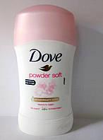 Dove Powder Soft сухость пудры твердый антиперспирант