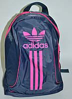Рюкзак ADIDAS R8 (серо-розовый) RU-1112, фото 1