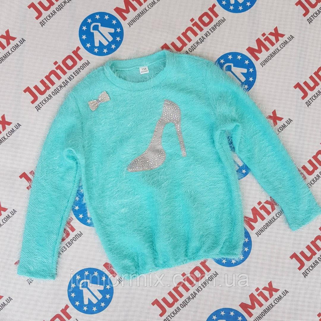 Детская цветная кофта травка для девочек оптом AGATKA.ПОЛЬША