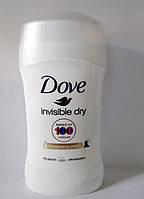 Dove Invisible dry Mousturising cream твердый антиперспирант