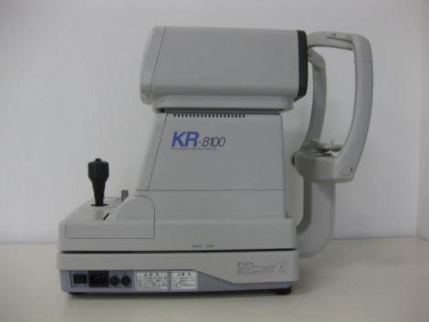 Авторефрактометр Topcon KR8100