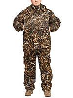 """Комплект теплой одежды для рыбалки и охоты  """"Коричневый камыш"""" размер 60-62"""