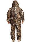 """Комплект теплой одежды для рыбалки и охоты  """"Коричневый камыш"""" размер 60-62, фото 3"""