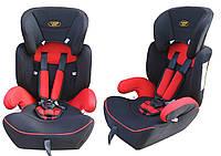 Автокресло Summer Baby Classic  9-36 кг PINK red