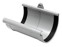 Водосточные системы RAINWAY купить Муфта желоба (90), (130) цена киев монтаж