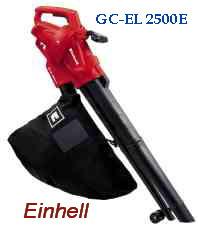 Садовый пылесос Einhell GC-EL 2500E