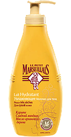 """Молочко увлажняющее для тела Le Petit Marseillais """"Карите, сладкий миндаль, масло арганового дерева"""" 250 мл"""