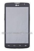 Дисплей с тачскрином и передним корпусом для телефона LG D385 L80