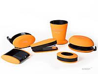 Набор Канцтоваров Mealux Comf-Pro (Оранжевый)