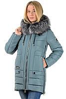 """Женская зимняя куртка """"Катя"""""""