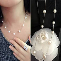Ожерелье жемчужины