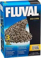 Hagen Активированный уголь Fluval Zeo-Carb, 3х150