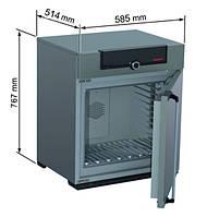 Сушильный шкаф Memmert UF55, 53 л, принудительная конвекция.