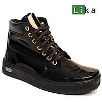 Ботинки женские оптом Lika J-1
