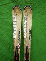 Volkl Unlimited AC2 163 см гірські лижі для карвінгу