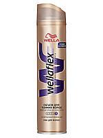Лак для волос WELLAFLEX Объем для тонких волос супер-сильной фиксации 250мл