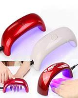 LED лампа для сушки гель-лака. Лампы нового поколения в индустрии маникюра. Высокое качество. Код: КДН2338
