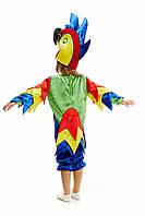 Детский костюм Попугай, рост 110-120 см