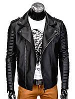 Мужская байкерсая куртка косуха