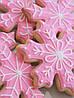 """Новогодние пряники. Пряники имбирно-медовые """"Снежинка"""", фото 8"""