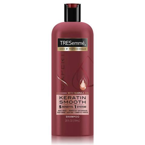 tresemme keratin smooth oil