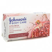 Мыло Johnson's Body Care Vita Rich Преображающее с экстрактом цветка граната 125 г