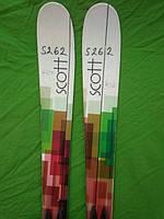 Scott maya 165 см гірські лижі, універсал