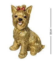 Статуэтка Собака Йорк 2308-1. Символ 2018