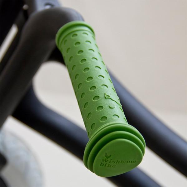 Wishbone - Ручки на руль для велобега Bike Grips Green