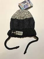 Детские флисовая шапка Lupilu на мальчика 4-8 лет
