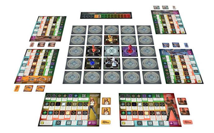 Настольная игра Комната 25. Расширенное издание (Room 25 Ultimate), фото 2