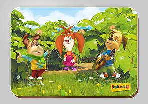 Деревянный вкладыш, серия «Барбоскины», 051207